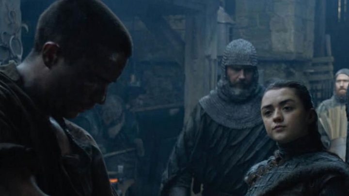 Maisie Williams Hits Back at People 'Uncomfortable' with Her 'Game of Thrones' Sex Scene