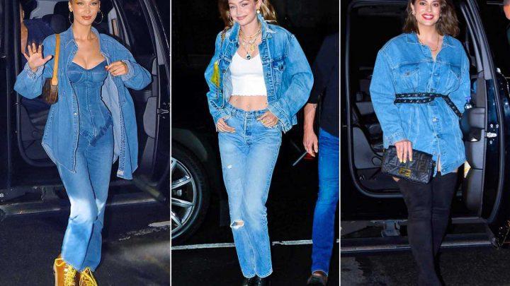 Gigi Hadid Celebrates 24th Birthday with Star-Studded Bash and All-Denim Dress Code