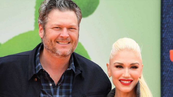 Gwen Stefani and Blake Shelton Walked the Red Carpet With Her Kids for the First Time and It Was All Kinds of Adorable