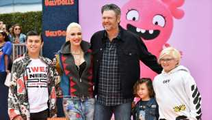 Gwen Stefani & Blake Shelton Look Happier Than Ever With Her 3 Sons At 'UglyDolls' Premiere