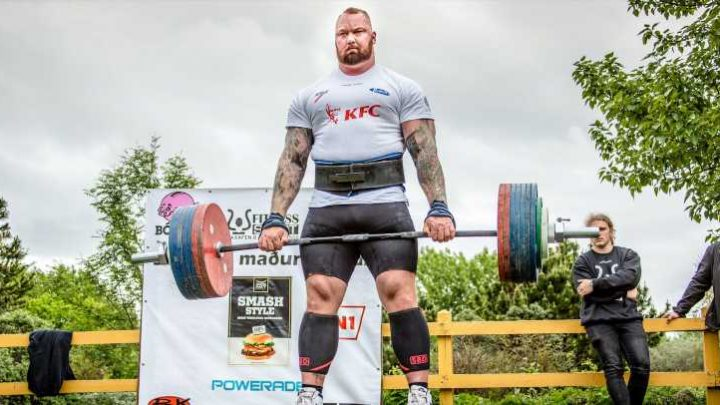 The Mountain Confirms Previous Steroid Use