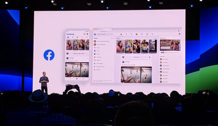 Facebook Is Launching a Redesigned App, Website