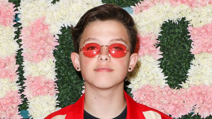 Jacob Sartorius Shows Off 6 Pack Abs While Thanking Fans In New Post