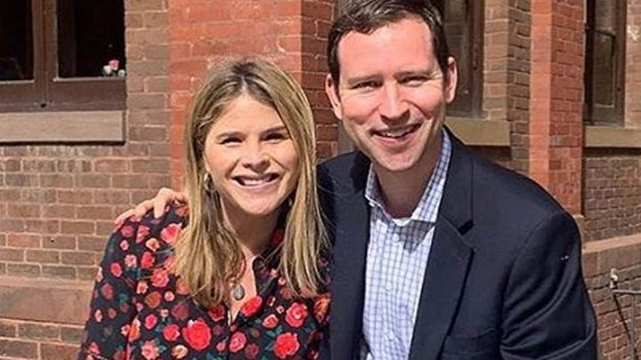 Jenna Bush Hager Reveals She's Pregnant with Third Child