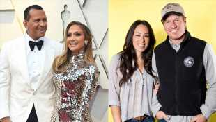 Jennifer Lopez Fan Girls Over Joanna & Chip Gaines On Surprise Visit To Their House Thanks To A-Rod