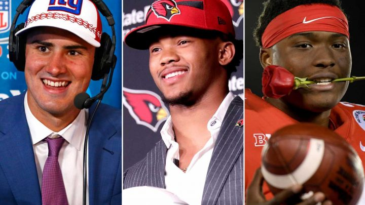 NFL draft is done: The first grades for all 32 teams