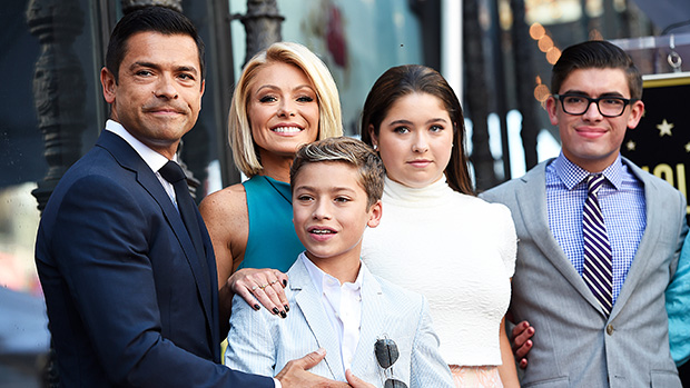 Kelly Ripa & Mark Consuelos's Kids Share The Invaluable Advice Their Parents Shared On Beauty