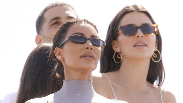 The Kardashians and Jenners Gathered at Coachella for Kanye West's Sunday Service