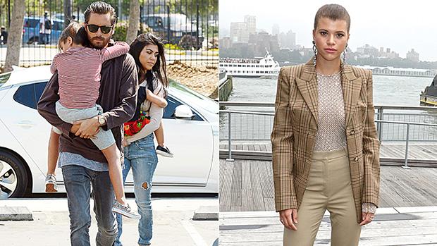Kourtney Kardashian Celebrates 40th B-Day Early With Scott Disick, Sofie Richie & Kids In Finland – Report