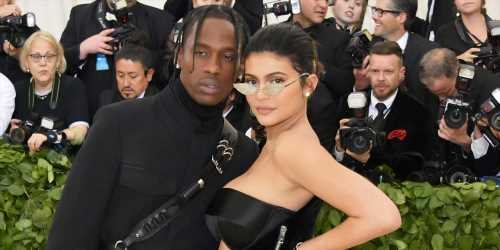 Kylie Jenner Asks Travis Scott to Have Another Baby on His Birthday!