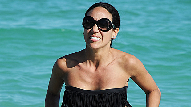 Melissa Gorga, 40, Shows Off Results Of Her Workout Dedication In Bikini On 'RHONJ' Trip — Pics