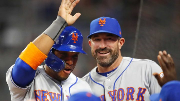 Surging Mets continue their offensive tear in win over Braves