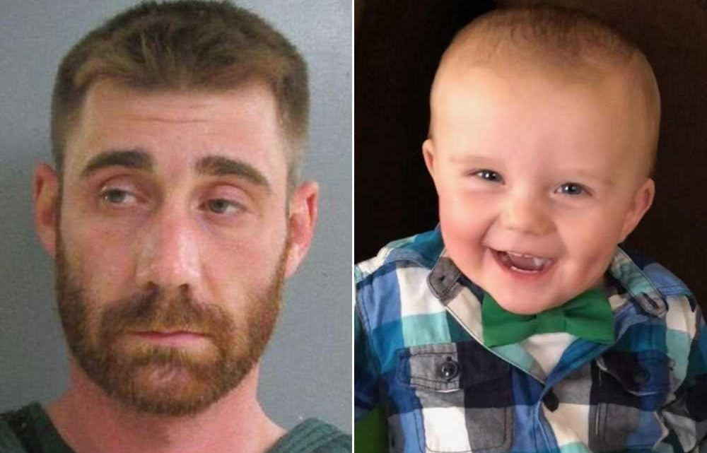 Dad charged with intentionally shooting toddler son in face with shotgun