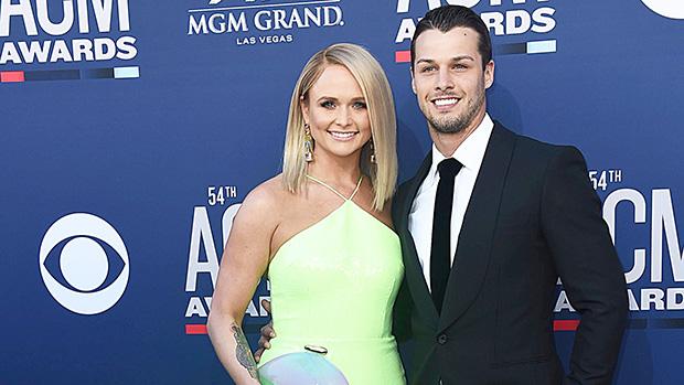 Miranda Lambert & New Husband, Brendan McLoughlin, Make Red Carpet Debut At ACMs