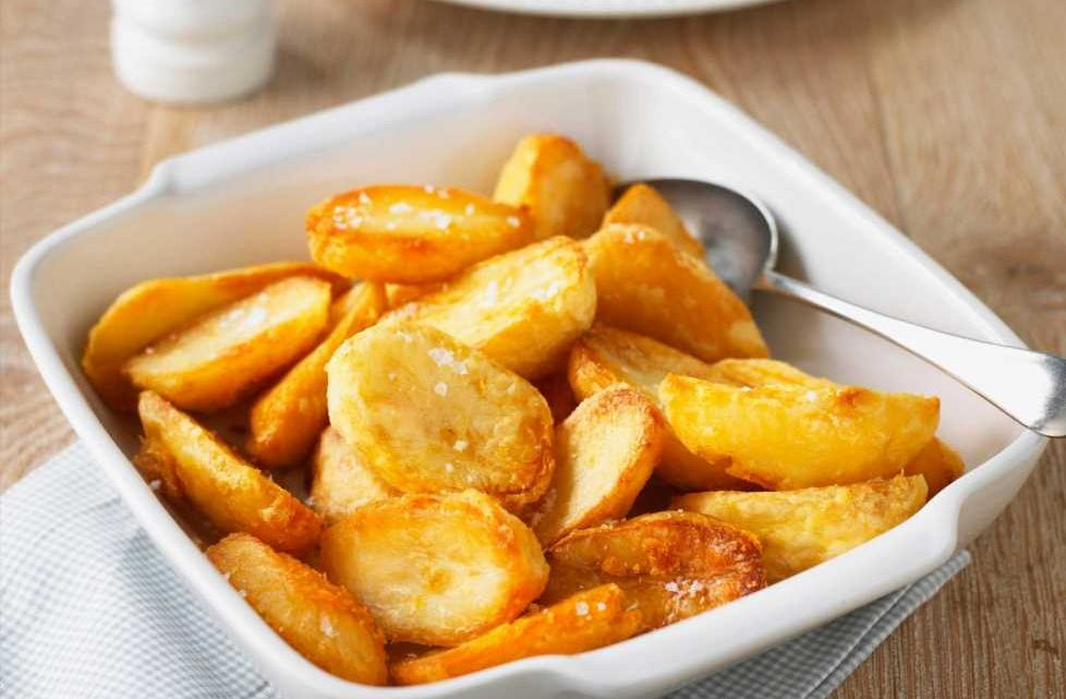 What to do when roast potatoes are not crispy – Easter cooking advice to nail your roast dinner