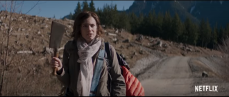 Netflix fans terrified as Allison Williams chops off best friend's arm with a MEAT CLEAVER in new trailer for horror The Perfection