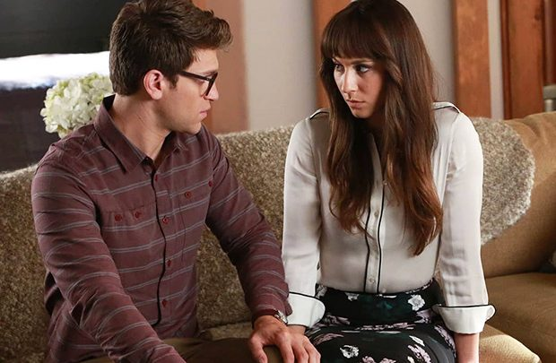 Pretty Little Liars Update: Do Spencer and Toby Have a Baby on the Way?