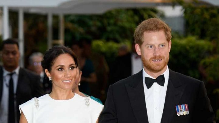 Meghan Markle & Prince Harry Just Shared a Sweet Update on the #GlobalSussexBabyShower Campaign