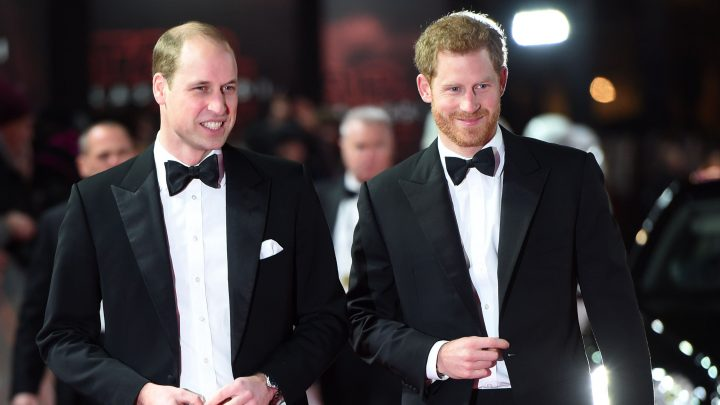 "Prince William and Prince Harry Have Reportedly ""Broken Away"" From One Another"