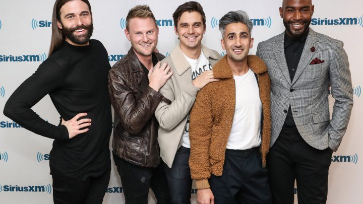 Fans of 'Queer Eye' show raise $90,000 for Kansas woman