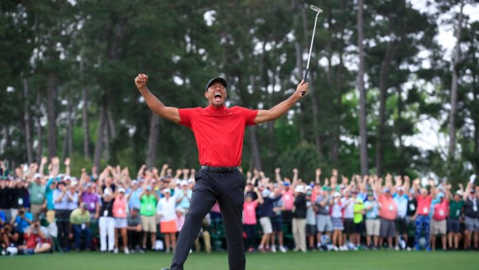 CBS Sports Chief on Tiger Woods' Masters Win: 'You Live for Moments Like This'