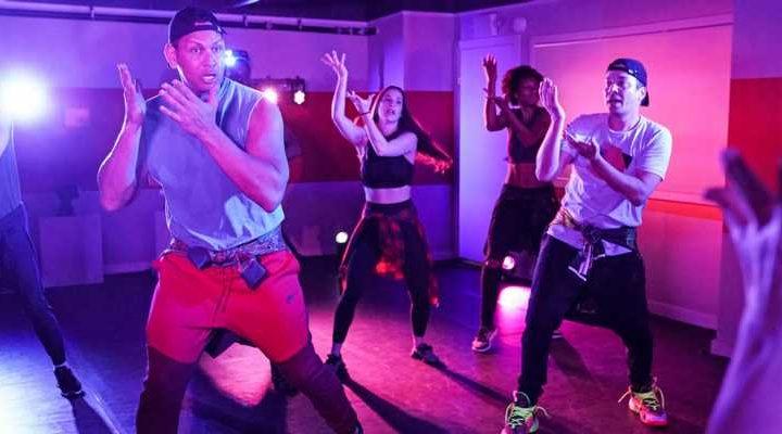 Alex Rodriguez & Jimmy Fallon Crash A Hip-Hop Dance Class In New York – Watch Here!