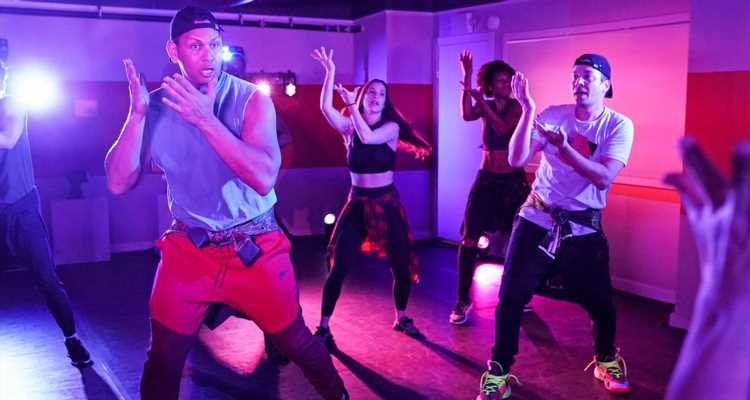 Alex Rodriguez & Jimmy Fallon Crash A Hip-Hop Dance Class In New York – Watch Here!