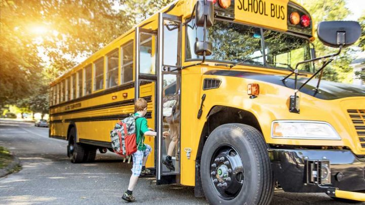 Study draws surprising link between school bus exhaust and student test scores