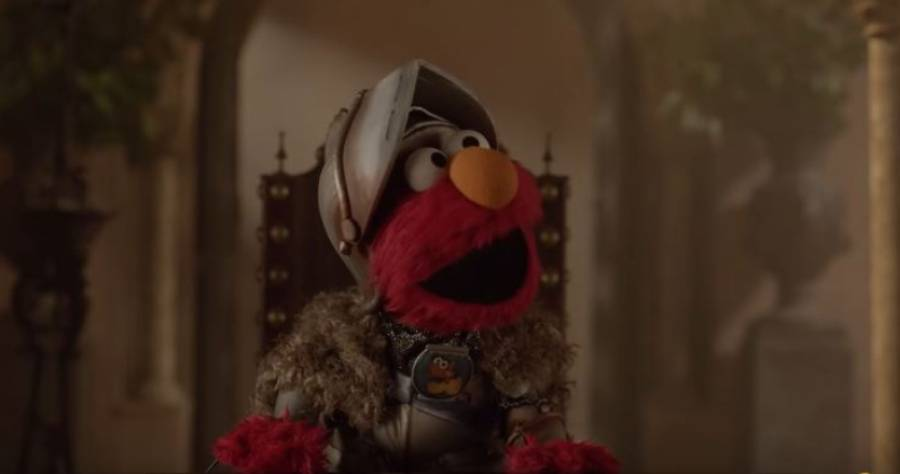 'Game of Thrones' Fans React to Elmo's Sit-Down With Cersei and Tyrion Lannister