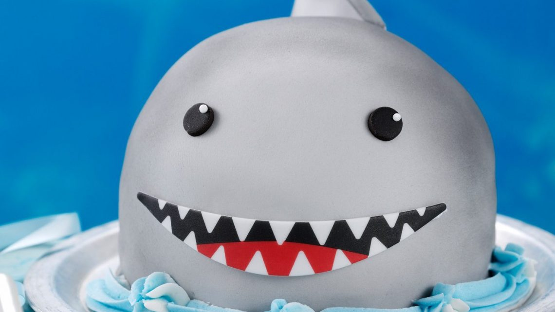 You can now get a Baby Shark cake at Asda – and it looks incredible
