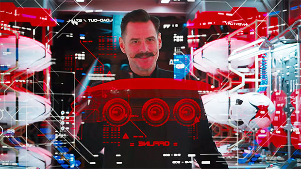 Sonic The Hedgehog Trailer Jim Carrey Is The Perfect Movie Villain As Dr Robotnik Watch The Projects World