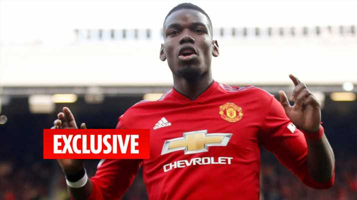 Man Utd players turned on Pogba after Everton defeat and don't feel Solskjaer has the authority to tame him