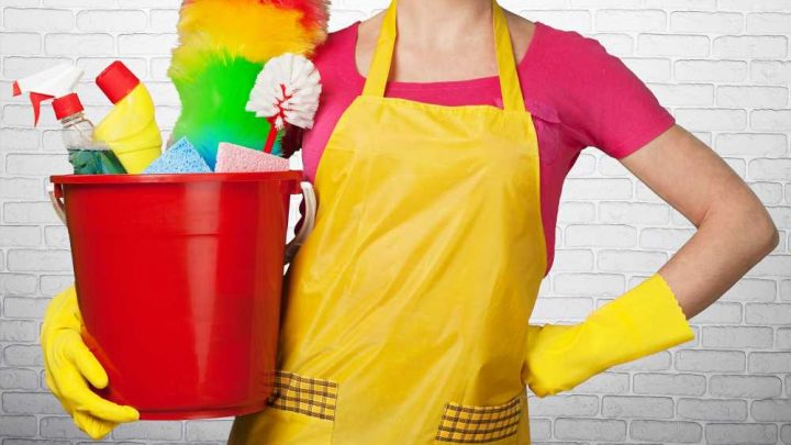 All the grimy places you're missing while spring cleaning
