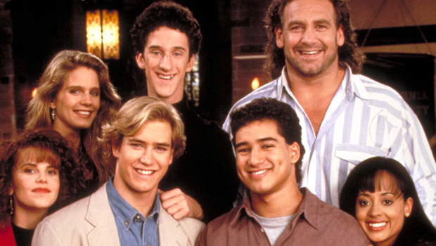 The 'Saved By The Bell' Cast Has Epic Reunion Proving They Are 'Friends Forever' & Fans Go Wild