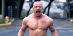 How to Train to Get as Beastly As James McAvoy in 'Glass'