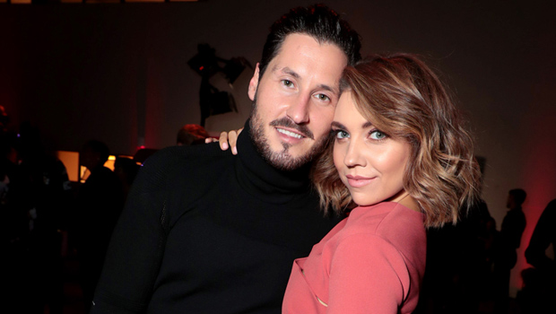 Val Chmerkovskiy Raves Over 'Gorgeous' Bride Jenna Johnson On Honeymoon: 'In My Eyes She Is Perfect'