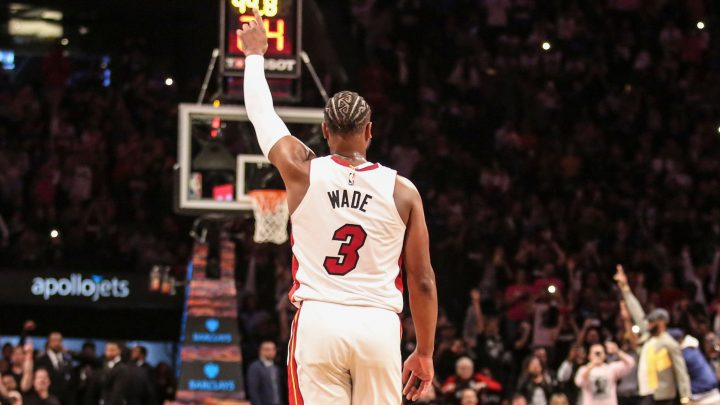 Dwyane Wade goes out with triple-double in final career NBA game