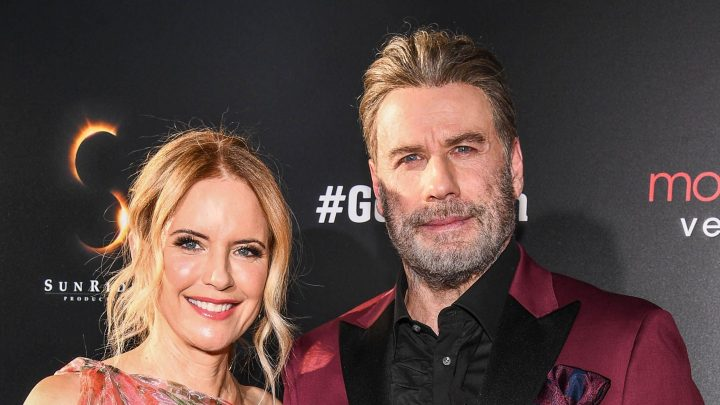 Kelly Preston shares tribute to her and John Travolta's late son: 'You are in our hearts forever'