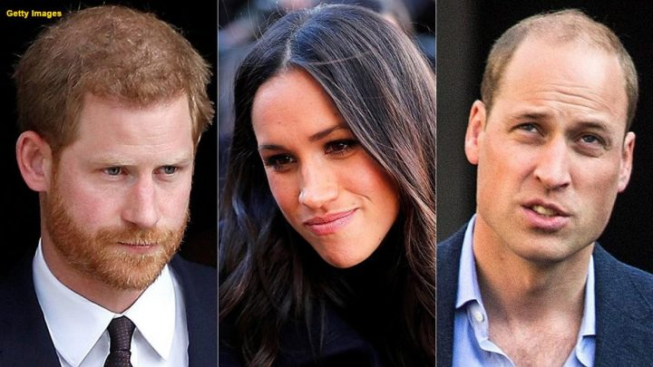 Prince William wants Prince Harry, Meghan Markle 'as far away as possible': report