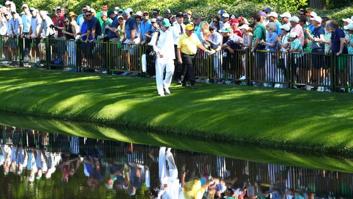 No phones at the Masters: Augusta National keeps focus on golf