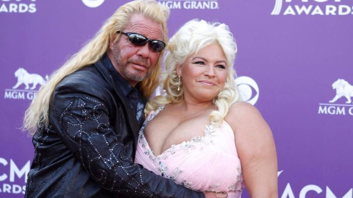 'Dog the Bounty Hunter' star Beth Chapman resting at home after hospitalization