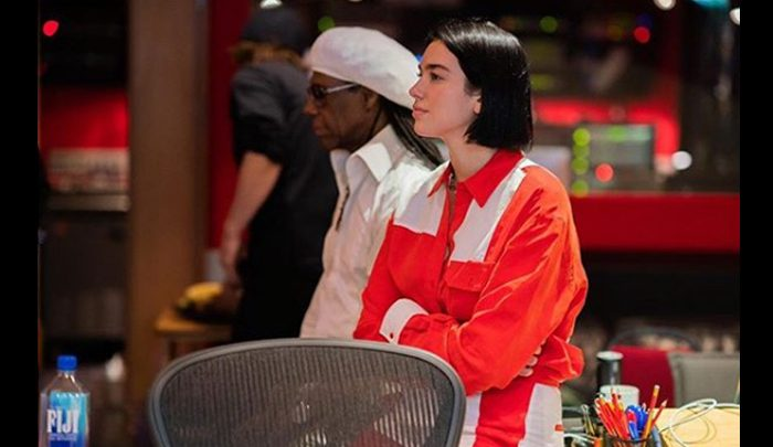 Dua Lipa Working On New Album With Nile Rodgers