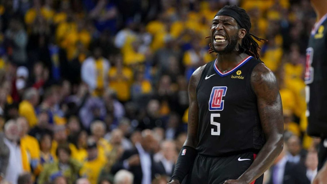 LA Clippers pull off historic comeback in Game 2 playoff win over Golden State Warriors