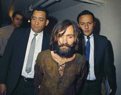 Man Who Says He S Charles Manson S Grandson Films Infamous Cult