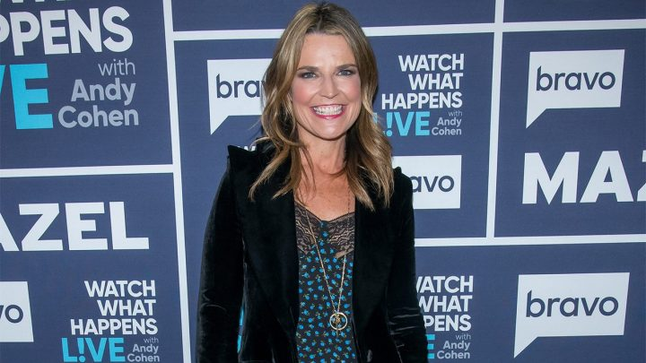 Savannah Guthrie opens up about 'lifelong struggle' with body acceptance