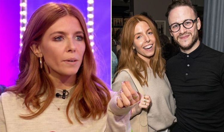 Stacey Dooley FINALLY addresses split amid claims Kevin Clifton romance was open secret