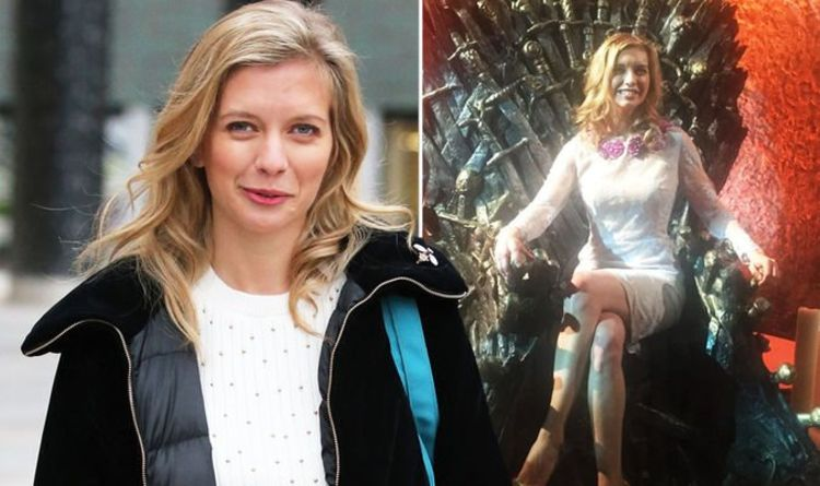 Rachel Riley: Countdown star flashes jaw-dropping pins amid Game Of Thrones announcement