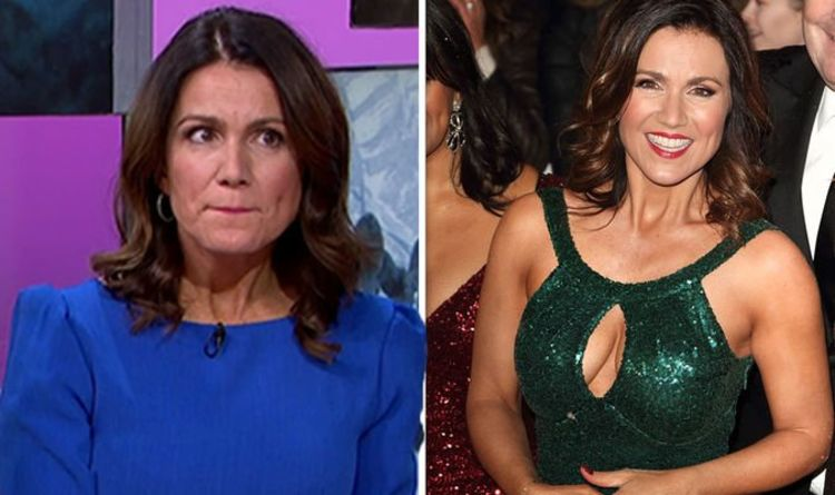 Susanna Reid: Good Morning Britain host admits she was 'relieved' to NOT win award