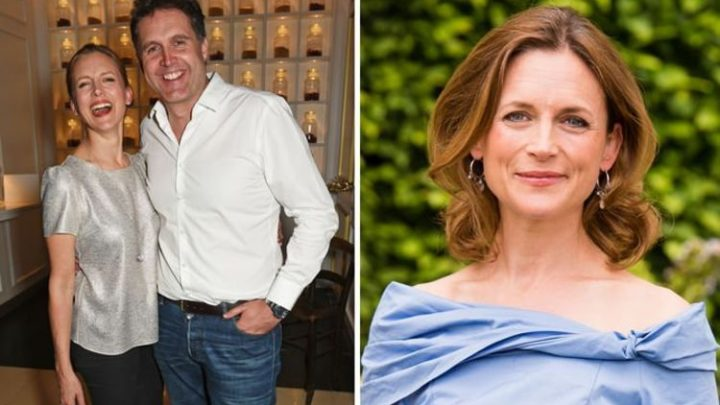 Katie Derham husband: How Katie Durham's husband PROPOSED on FIRST DATE