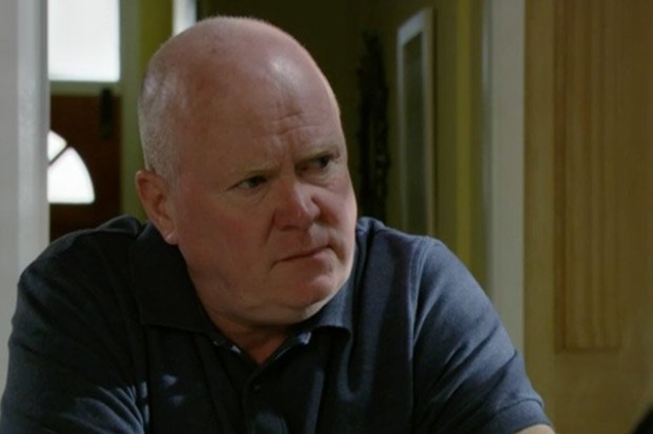 EastEnders fans angered after Phil Mitchell's awkward blunder
